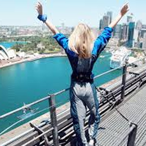 Climb the Sydney Harbour Bridge - Bucket List Ideas