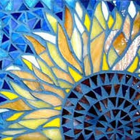 ⚜️ Make Mosaic art/ Tile - Bucket List Ideas