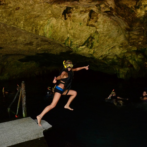 Explore the Underground Cenotes in Mexico - Bucket List Ideas