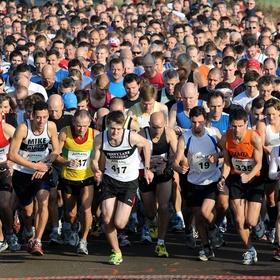 Run a half marathon - Bucket List Ideas