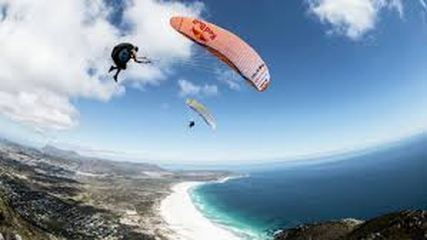 Go Paragliding - Bucket List Ideas