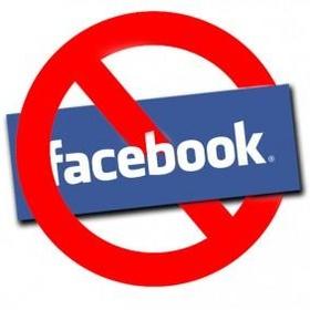 Stay off facebook for 2 weeks - Bucket List Ideas