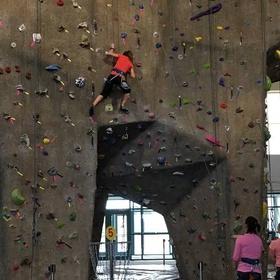 Do a rock climbing wall - Bucket List Ideas