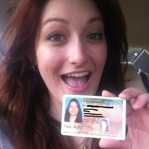 Get my driver's license - Bucket List Ideas