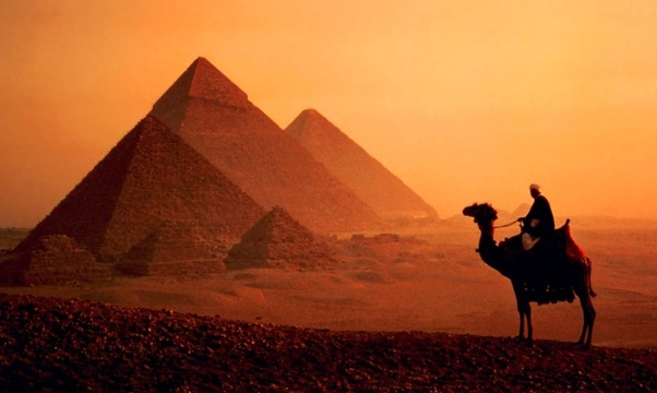 Go to Egypt - Bucket List Ideas