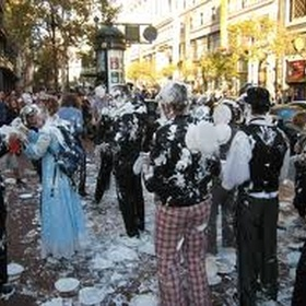 Participate in the San Francisco Pie Fight - Bucket List Ideas
