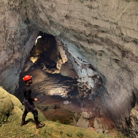 Go spelunking into a deep cave - Bucket List Ideas