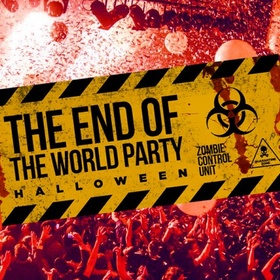 Go to an 'end of the world' party - Bucket List Ideas