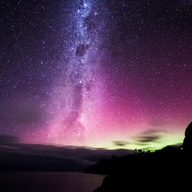 Witness the Aurora Australis in Tasmania - Bucket List Ideas