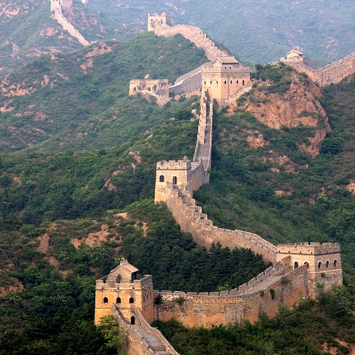 Walk the Great Wall Of China - Bucket List Ideas