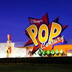 Stay at Disney's Pop Century Resort - Bucket List Ideas