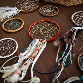 Create a Dreamcatcher - Bucket List Ideas