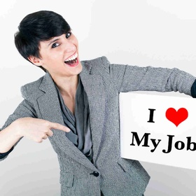 Get a job that I love - Bucket List Ideas