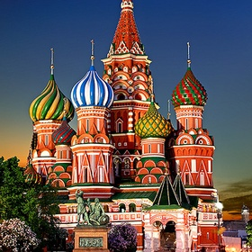 See St Basil's Cathederal, Moscow Russia - Bucket List Ideas