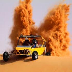 Drive a Dune Buggy - Bucket List Ideas