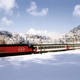 Travel with the Trans Siberian Railway - Bucket List Ideas