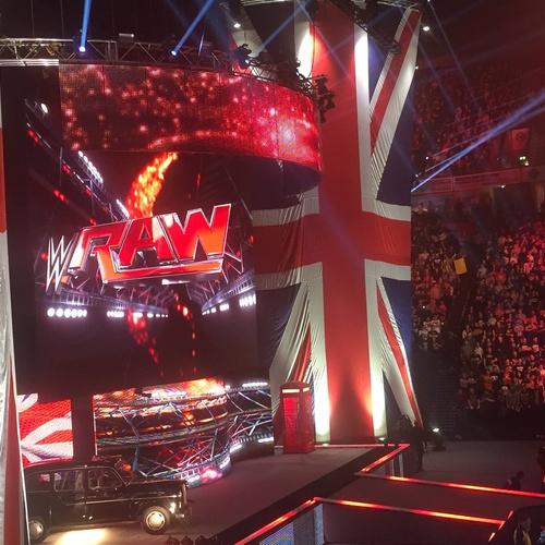 WWE Monday Night Raw - Bucket List Ideas