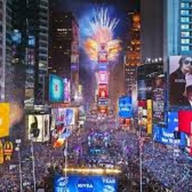 Celebrate New Years Eve at Time Square - Bucket List Ideas