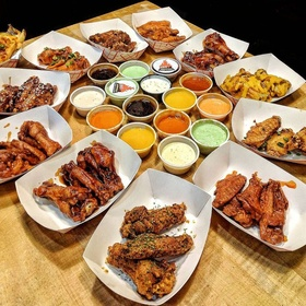 Try 25 Different Wing Flavours - Bucket List Ideas