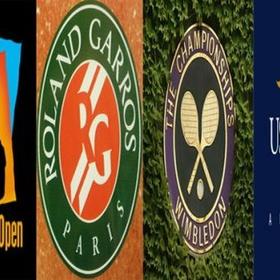 Attend all 4 tennis grand slams - Bucket List Ideas