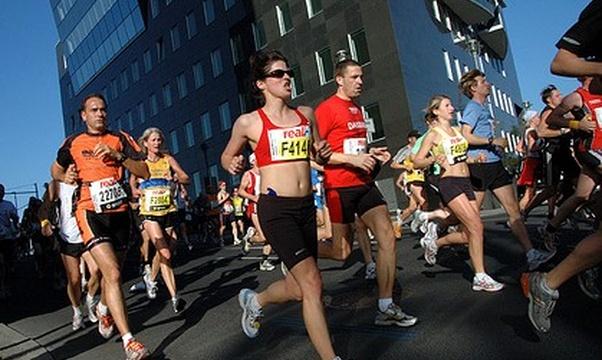 Run a full Marathon - Bucket List Ideas