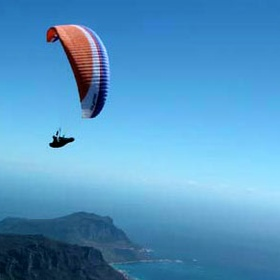 Paraglide - Bucket List Ideas