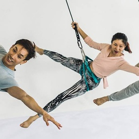 Try a bungee workout - Bucket List Ideas
