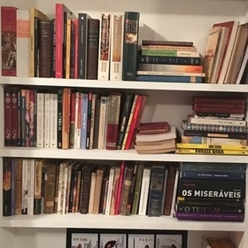 Make a list of books you want to read and read it! - Bucket List Ideas
