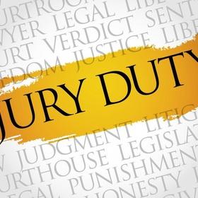 Be a member of jury - Bucket List Ideas