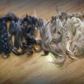 Grow your hair and donate it - Bucket List Ideas