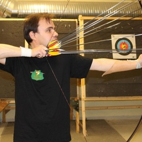 Learn speed archery - Bucket List Ideas
