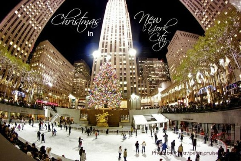 Bucketlist » Visit New York City at Christmas time! (Official ...