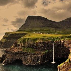 Gasadalur Village in the Faroe Islands - Bucket List Ideas