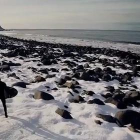 Surfer, au Pole Nord ! - Bucket List Ideas