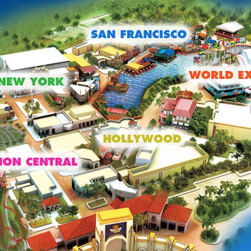 Visit Universal Studios Hollywood, California - Bucket List Ideas