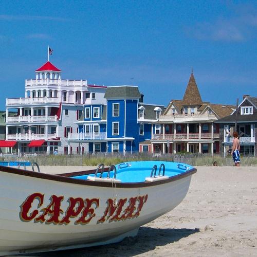 Visit New Jersey - Bucket List Ideas