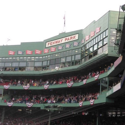 Red Sox Game at Fenway - Bucket List Ideas