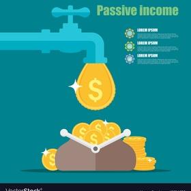 Generate passive income over $50.000 per month - Bucket List Ideas