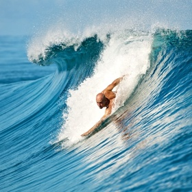⚜️Go Bodysurfing in the Ocean - Bucket List Ideas
