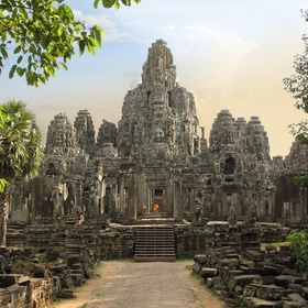 Go and visit the stunning temples of Angkor in Cambodia - Bucket List Ideas