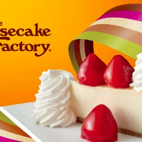 Dine at the Cheesecake Factory - Bucket List Ideas