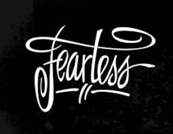 Become fearless - Bucket List Ideas