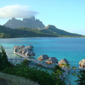 Bora Bora - Bucket List Ideas
