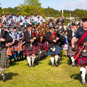 Attend the Scottish Festival & Highland Games - Bucket List Ideas