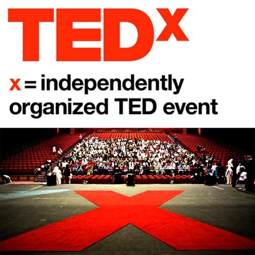 Attend a tedx event - Bucket List Ideas