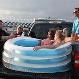 Visit Tent City at the Daytona 500 - Bucket List Ideas