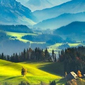 Stay on a farm in Switzerland (a couple of days) - Bucket List Ideas