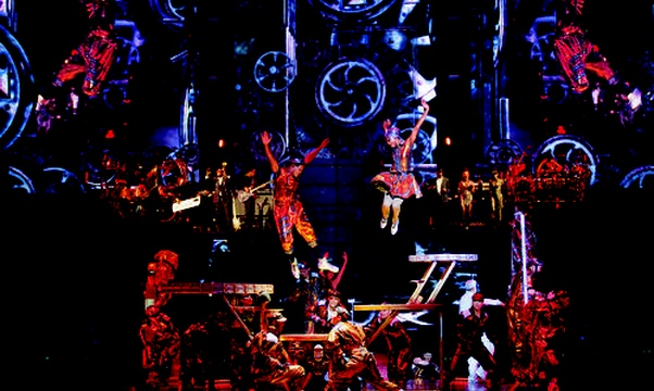 See a Cirque du Soleil show - Bucket List Ideas