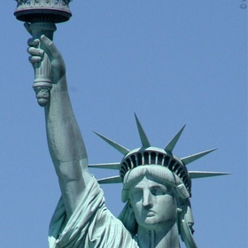 Go to the top of the Statue of Liberty - Bucket List Ideas