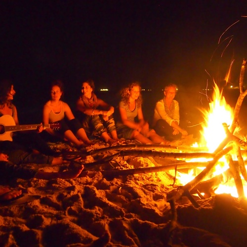 Have A Campfire - Bucket List Ideas
